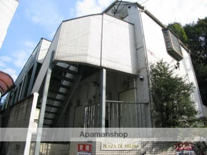 東京都北区、赤羽駅徒歩8分の築31年 2階建の賃貸アパート