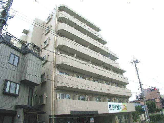 東京都板橋区、浮間舟渡駅徒歩12分の築9年 7階建の賃貸マンション