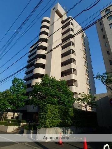 東京都北区、赤羽駅徒歩18分の築21年 11階建の賃貸マンション