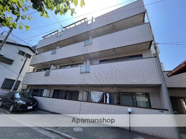 東京都北区、十条駅徒歩10分の築20年 4階建の賃貸マンション