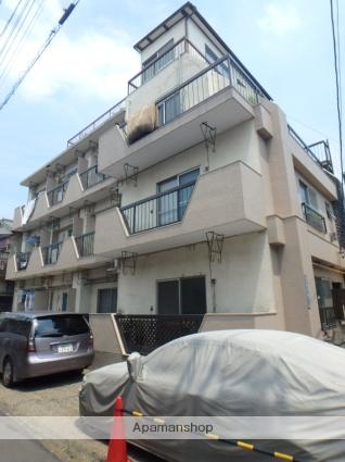 東京都北区、十条駅徒歩5分の築50年 4階建の賃貸マンション