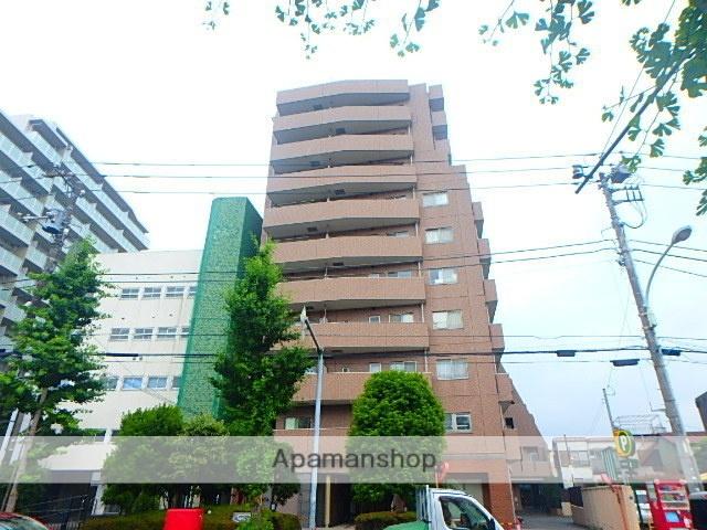 東京都北区、十条駅徒歩2分の築16年 11階建の賃貸マンション