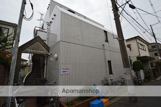 東京都北区、十条駅徒歩3分の築28年 3階建の賃貸マンション