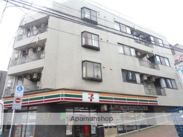 東京都北区、十条駅徒歩7分の築47年 4階建の賃貸マンション