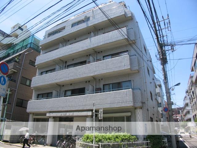 東京都北区、赤羽駅徒歩9分の築24年 6階建の賃貸マンション