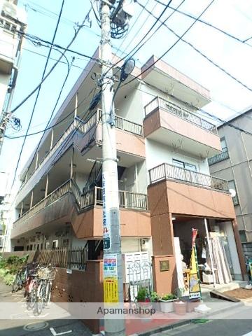 東京都北区、赤羽駅徒歩7分の築29年 3階建の賃貸マンション