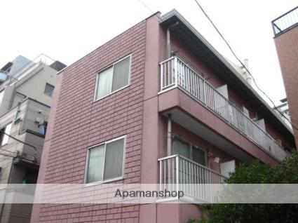 東京都北区、十条駅徒歩11分の築16年 3階建の賃貸マンション
