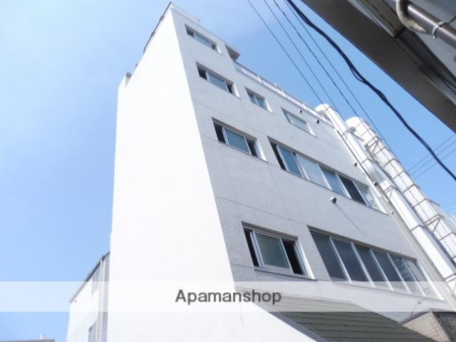 東京都北区、十条駅徒歩3分の築52年 4階建の賃貸マンション