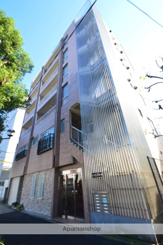 東京都北区、十条駅徒歩9分の築39年 6階建の賃貸マンション