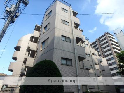 東京都板橋区、大山駅徒歩19分の築23年 5階建の賃貸マンション