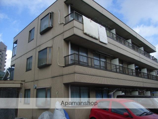 東京都北区、赤羽駅徒歩22分の築28年 3階建の賃貸マンション