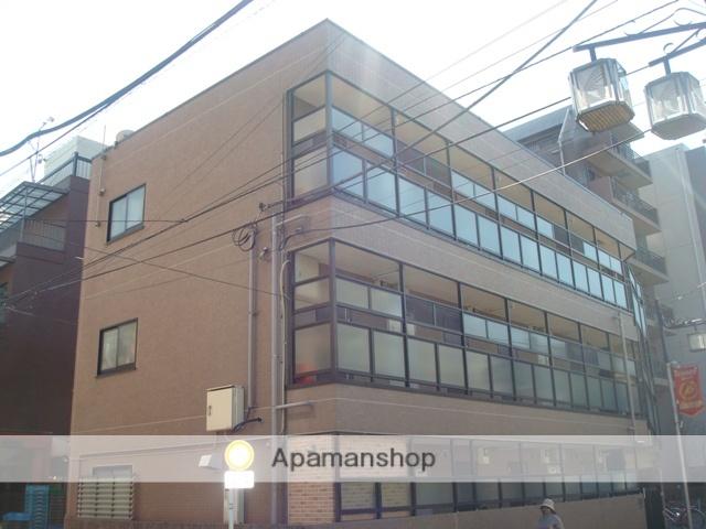 東京都北区、王子神谷駅徒歩5分の築18年 3階建の賃貸マンション