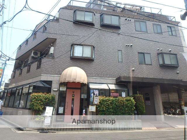 東京都北区、十条駅徒歩6分の築21年 4階建の賃貸マンション