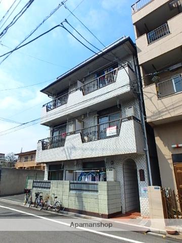 東京都北区、北赤羽駅徒歩10分の築30年 3階建の賃貸マンション
