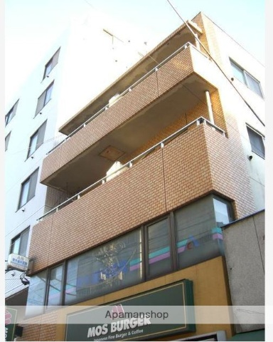 東京都北区、十条駅徒歩14分の築31年 4階建の賃貸マンション