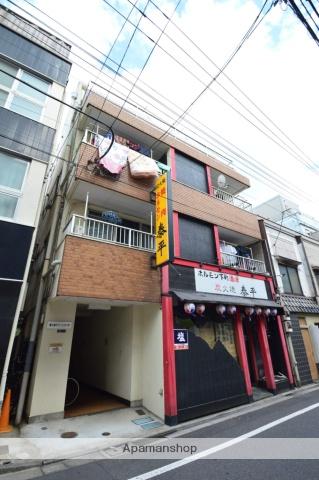 東京都北区、東十条駅徒歩3分の築37年 4階建の賃貸マンション