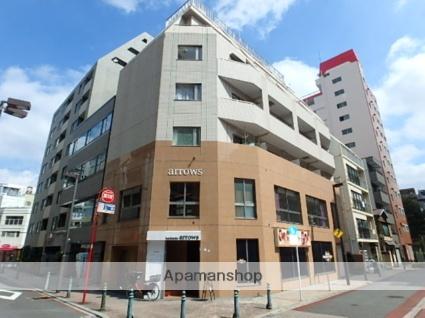 東京都北区、十条駅徒歩25分の築5年 7階建の賃貸マンション