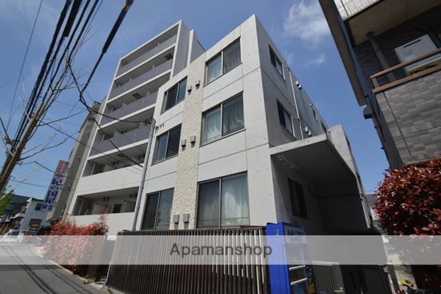 東京都北区、赤羽駅徒歩17分の築4年 4階建の賃貸マンション