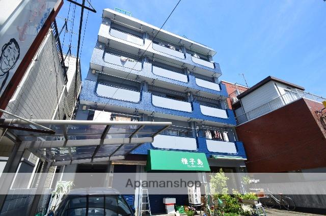 東京都北区、十条駅徒歩3分の築42年 5階建の賃貸マンション