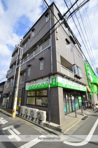 東京都北区、十条駅徒歩7分の築22年 5階建の賃貸マンション