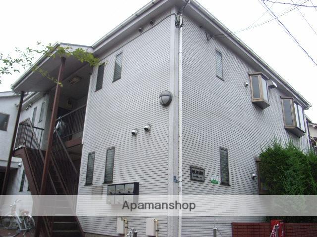 東京都北区、十条駅徒歩7分の築26年 2階建の賃貸アパート
