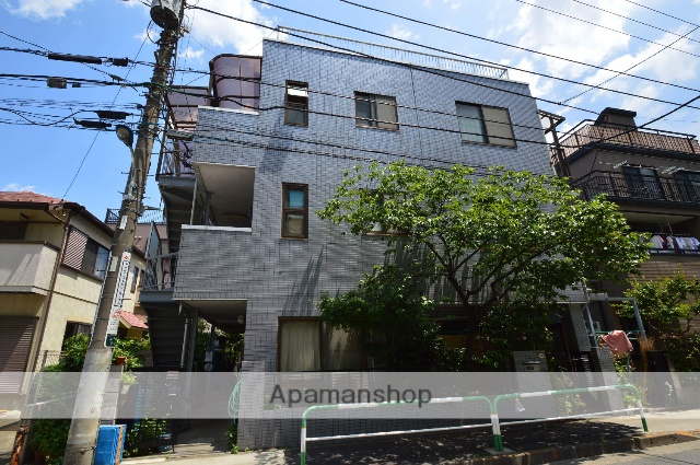 東京都北区、十条駅徒歩6分の築28年 3階建の賃貸マンション