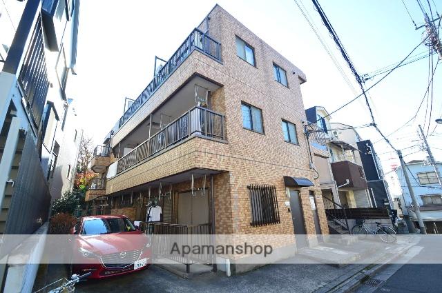 東京都北区、赤羽駅徒歩18分の築27年 3階建の賃貸マンション