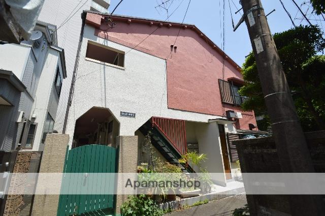 東京都北区、十条駅徒歩3分の築27年 2階建の賃貸アパート