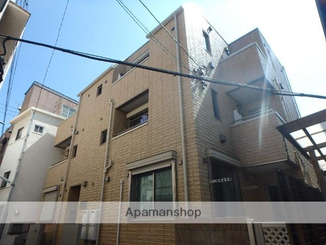 東京都北区、十条駅徒歩2分の築6年 3階建の賃貸マンション
