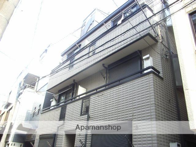 東京都北区、十条駅徒歩3分の築12年 3階建の賃貸マンション