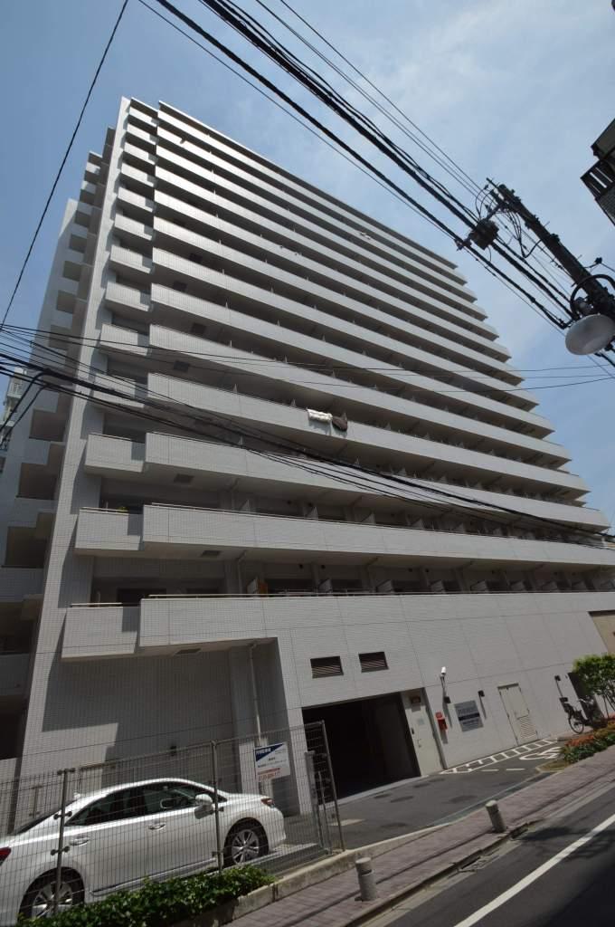 東京都北区、十条駅徒歩10分の築8年 14階建の賃貸マンション