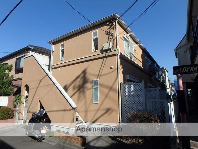 東京都北区、十条駅徒歩6分の築15年 2階建の賃貸アパート