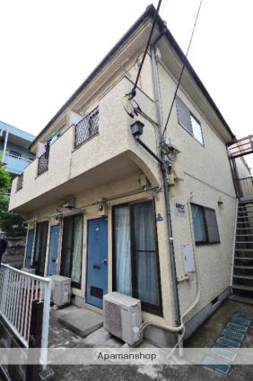 東京都北区、十条駅徒歩14分の築28年 2階建の賃貸アパート