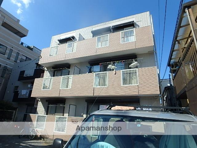 東京都北区、東十条駅徒歩7分の築25年 3階建の賃貸アパート
