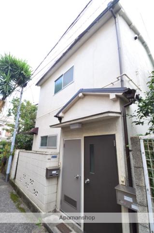 東京都北区、十条駅徒歩13分の築55年 2階建の賃貸アパート