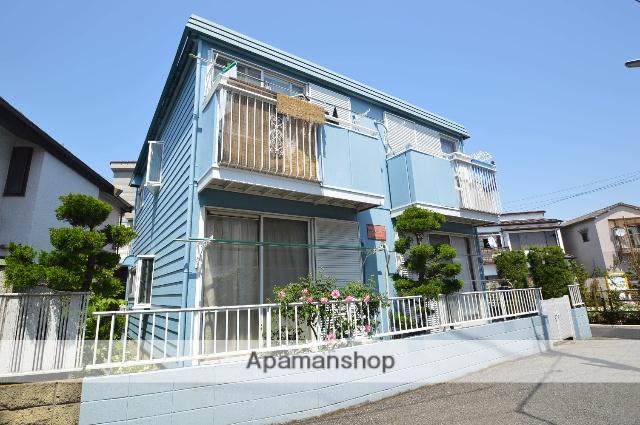 東京都北区、十条駅徒歩4分の築30年 2階建の賃貸アパート