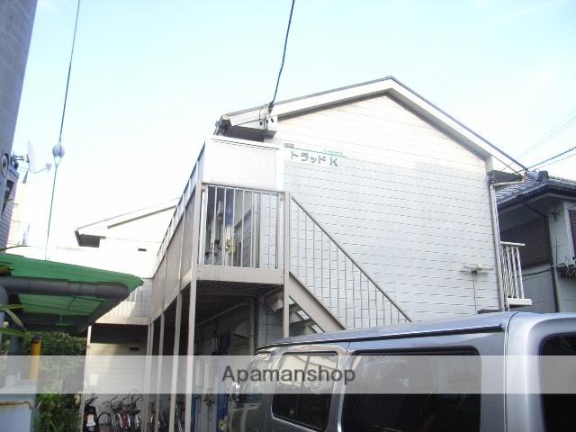 東京都北区、十条駅徒歩2分の築27年 2階建の賃貸アパート