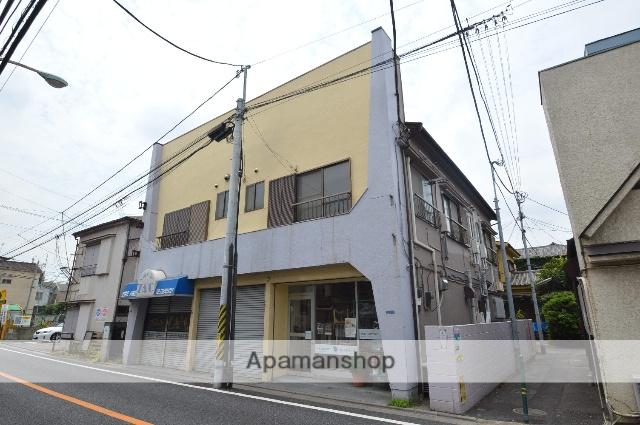 東京都北区、十条駅徒歩7分の築41年 2階建の賃貸アパート
