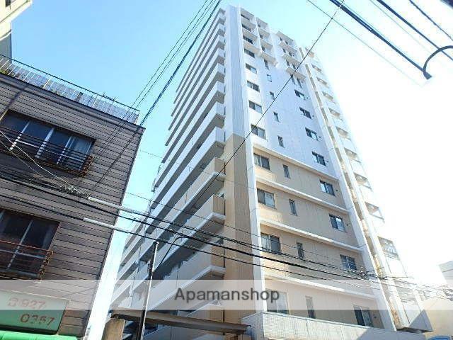 東京都北区、十条駅徒歩10分の築9年 13階建の賃貸マンション
