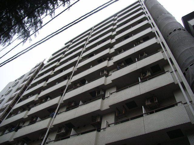 東京都板橋区、下板橋駅徒歩10分の築27年 12階建の賃貸マンション