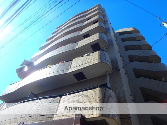 東京都北区、十条駅徒歩10分の築27年 8階建の賃貸マンション