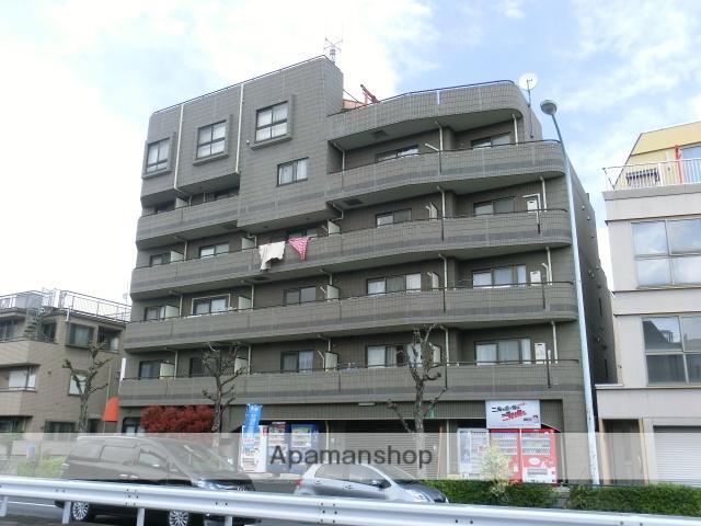 東京都北区、赤羽駅徒歩8分の築22年 6階建の賃貸マンション