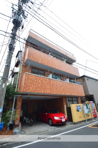 東京都北区、十条駅徒歩7分の築29年 3階建の賃貸マンション