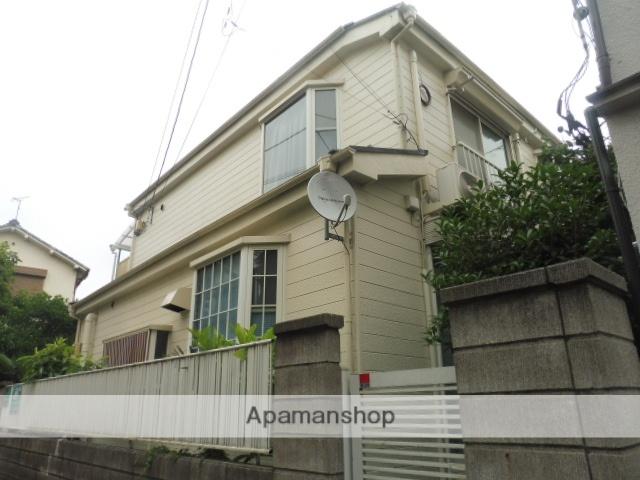 東京都北区、十条駅徒歩4分の築27年 2階建の賃貸アパート