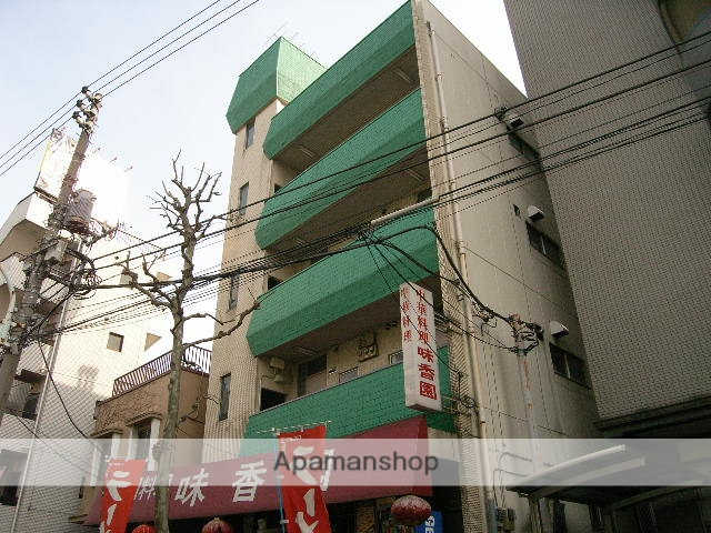東京都板橋区、十条駅徒歩13分の築41年 4階建の賃貸マンション