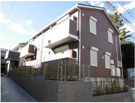 東京都北区、赤羽駅徒歩13分の築1年 2階建の賃貸アパート