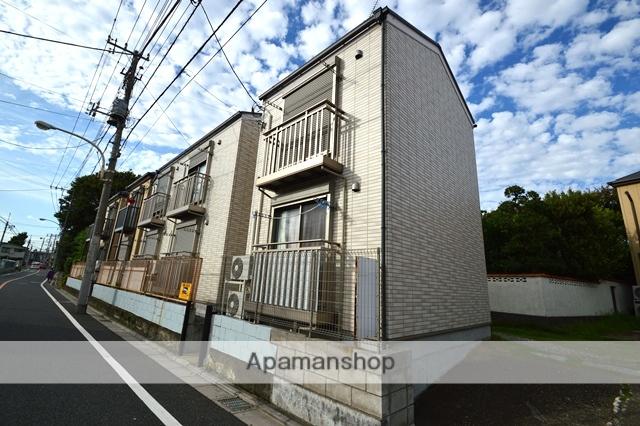 東京都北区、十条駅徒歩8分の築7年 2階建の賃貸アパート