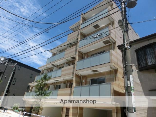 東京都板橋区、中板橋駅徒歩7分の築1年 5階建の賃貸マンション