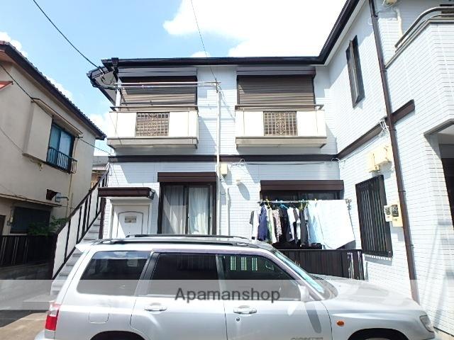 東京都北区、赤羽駅徒歩14分の築19年 2階建の賃貸アパート