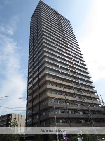 東京都北区、王子駅徒歩1分の新築 29階建の賃貸マンション